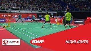 Video Perodua Malaysia Masters 2018 | Badminton MD - F - Highlights | BWF 2018 MP3, 3GP, MP4, WEBM, AVI, FLV Agustus 2018