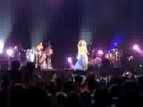 Concierto de Shakira en Lima: Hips don't lie