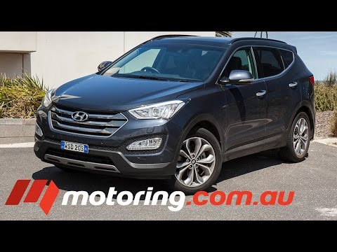 Hyundai Santa Fe 2015: Video Review