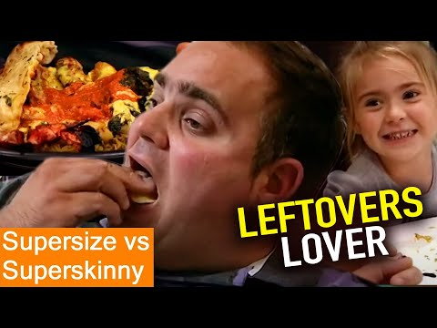 LEFTOVERS Lover | Supersize Vs Superskinny | S04E08 | How To Lose Weight | Full Episodes