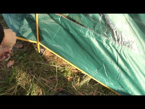 Палатка Greenell «Лимерик 3 v.2». Видеообзор.