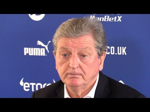 Roy Hodgson Full Pre-Match Press Conference - Liverpool V Crystal Palace - Premier League