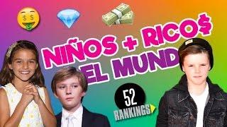 Video LOS NIÑOS MÁS RICOS DEL MUNDO MP3, 3GP, MP4, WEBM, AVI, FLV Oktober 2018