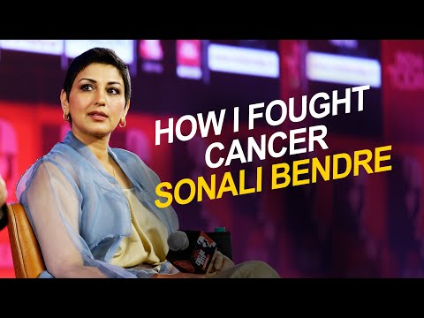 Courage & Cancer: One Day At A Time | Sonali Bendre | Fit Tak