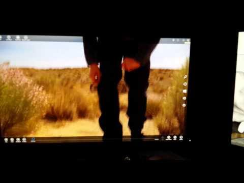 Blu-ray screen flickering
