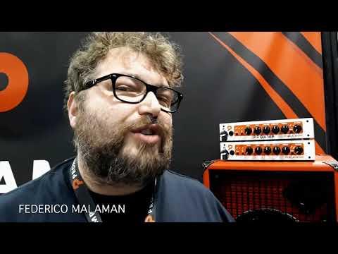 CLINIC 27/03/2019: Federico Malaman per PROAMP da Lenzotti!