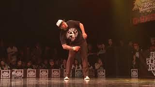 Kid Boogie vs Creesto – OLD SCHOOL NIGHT VOL.20 POPPING 1on1 BATTLE SEMI FINAL