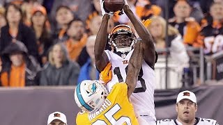 A.J. Green Makes Xavien Howard His Bitch by Obsev Sports
