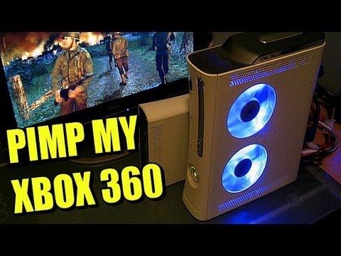 XBOX 360 НА ПРОКАЧКУ! | Моддинг-улучшение охлаждения (вентилятор) | 12v FAN MOD