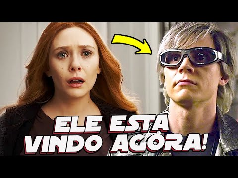 FEITICEIRA ESCARLATE VAI TRAZER O MERCURIO DA FOX PRA DENTRO DO MULTIVERSO DA MARVEL 😱🔥