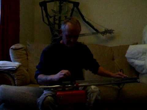 3 string guitar made out of a gas can binary heap for What can you make out of string
