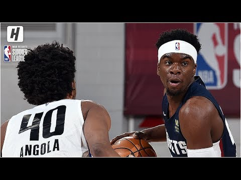 Denver Nuggets vs Orlando Magic - Full Game Highlights | July 7, 2019 NBA Summer League