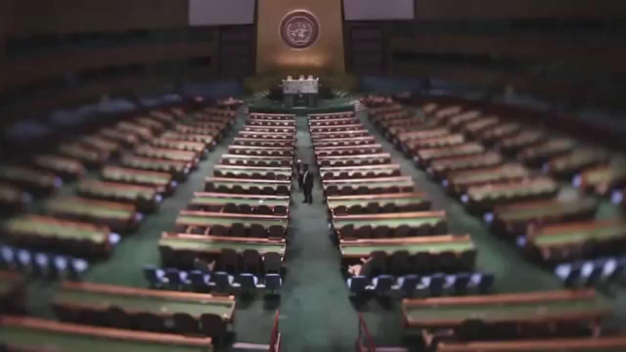 Генеральная Ассамблея ООН: за кулисами
