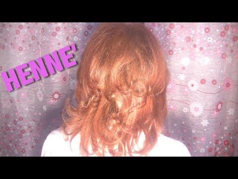 come ottenere capelli rossi con le erbe tintorie