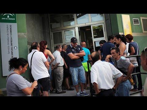 Σε χαμηλό επταετίας η ανεργία στην Ευρωζώνη – Τα υψηλότερα ποσοστά σε Ελλάδα, Ισπανία… – economy