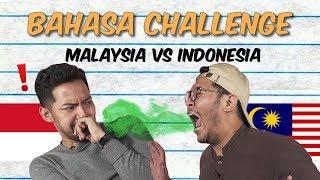 Video Malaysia vs Indonesia: Bahasa Challenge #WeAreBackAgain MP3, 3GP, MP4, WEBM, AVI, FLV Desember 2018