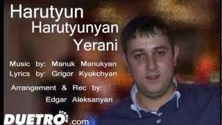 ( DUETRO ) Harutyun Harutyunyan - Yerani