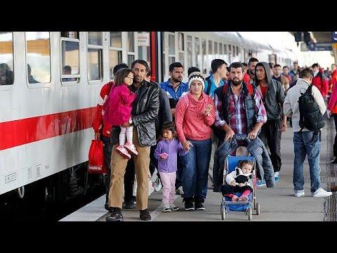 Bild: «1,5 εκατομμύριο αιτούντες άσυλο στη Γερμανία το 2015»