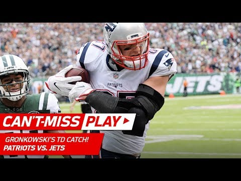 Video: Butler's Clutch INT Leads to Brady's Big TD Toss to Gronkowski! | Can't-Miss Play | NFL Wk 6