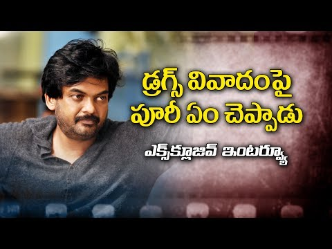 Director Puri Jagannadh Exclusive Interview | SIT Investigation over Drugs Case