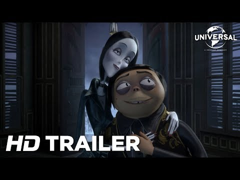 A Família Addams - Teaser Trailer Oficial (universal Pictures) Hd