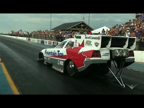Funny Car Engines | Legendary Motorcar