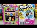 Shopkins Vending Machine| Juguetes Shopkins - YouTube