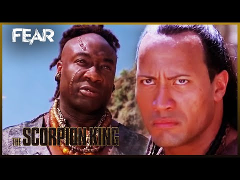 Mathayus VS Balthazar | The Scorpion King