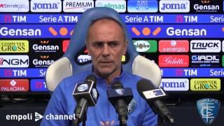 Preview video Mister Martusciello alla vigilia di ChievoVerona-Empoli
