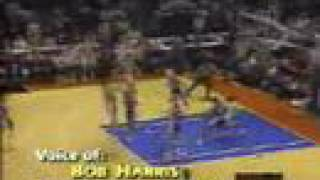 The Shot - Duke vs. Kentucky 1992 NCAA East Regional - Bob Harris Play-by-Play