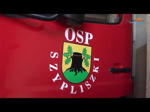 Gmina Szypliszki. Strażacy ochotnicy przeszli szkolenia i dostali nowy sprzęt