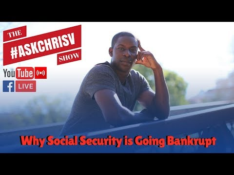 Ep.50: Why Social Security is Going Bankrupt