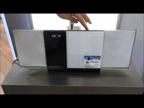 Microsistem audio PANASONIC SC-HC38EC