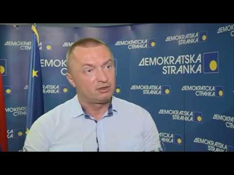 Пајтић: ДС ће месечно извештавати о поштовању слобода грађана Србије