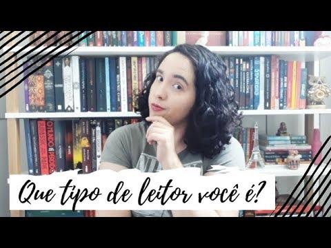 Que tipo de leitor você é? | Um Livro e Só