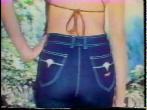 10 Jeans classic tv commercial early 1980's