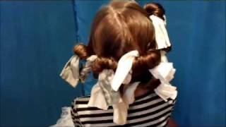 Easy No Heat Curls And Ringlets - How To Curl Your Hair With A Nylon Sock