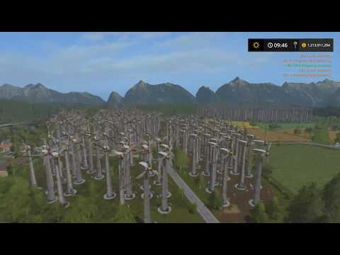 Farming simulator 17 Timelapse $1Billion farming only challenge ep#64 Finale.