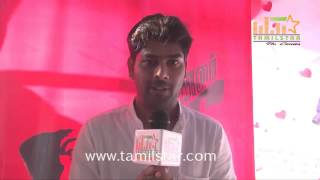 Jeeva Ganesh at Thannalam Mara Short Film Screening