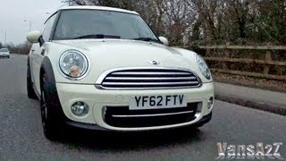 MINI Clubvan 2013 - Test Drive Review
