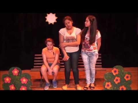Prêmio MPT na Escola 2004 - Esquete Teatral - Santa Cruz da Esperança/SP