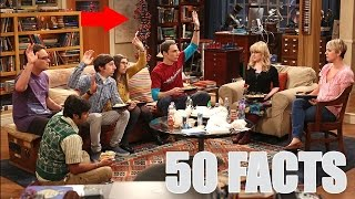 Video 50 Facts You Didn't Know About The Big Bang Theory MP3, 3GP, MP4, WEBM, AVI, FLV Oktober 2018