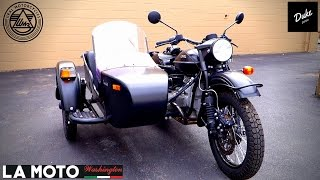 7. MOTORCYCLE SIDECAR?! | Ural First Ride & Review