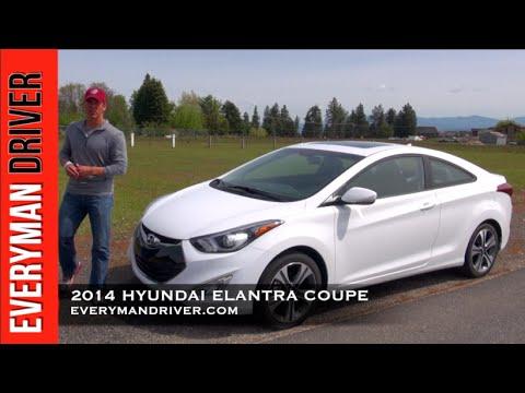 2014 Hyundai Elantra | New Car Review | on Everyman Driver