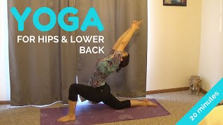 Video 20 Minute Hip Opening Yoga Sequence with Alex Howlett MP3, 3GP, MP4, WEBM, AVI, FLV Maret 2018