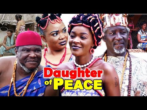 "New Movie Alert ""DAUGHTER OF PEACE"" Season 1&2 - (Cha Cha Eke) 2019 Latest Nollywood Epic Movie"