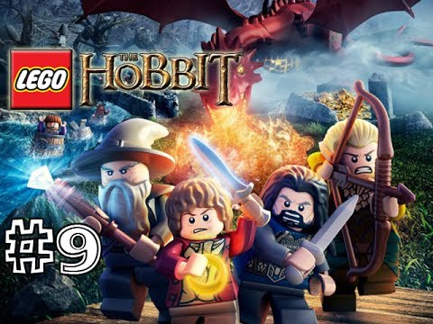 the hobbit - Hit that Like Button if you enjoyed the video :) Thanks guys. ===Awesome Sauce=== LEGO Lord of the rings - PLAYLIST : http://www.youtube.com/playlist?list=PL...
