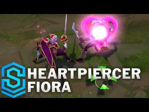 Fiora Kiếm Sư Tình Ái - Heartpiercer Fiora