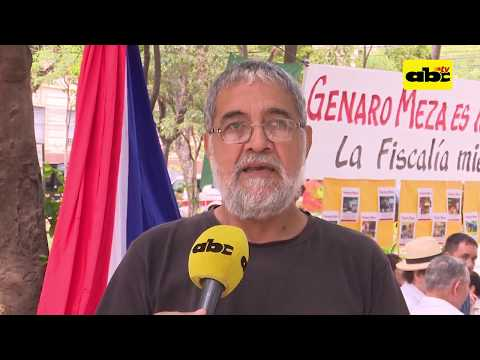 PPP Insiste en inocencia de Gerano Meza