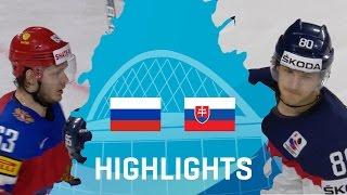 Россия - Словакия 6-0